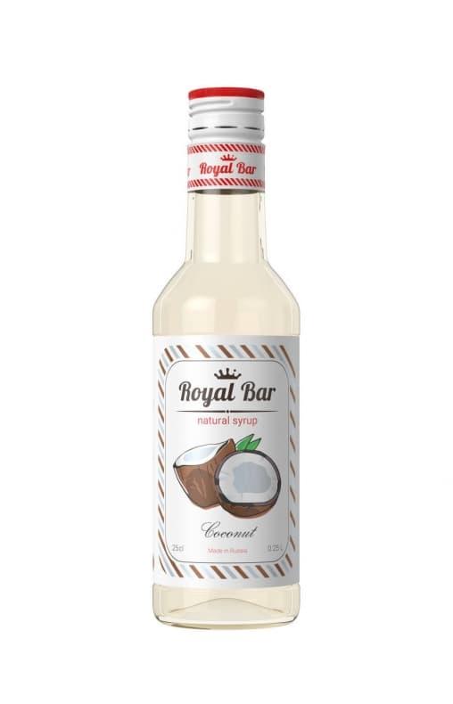 Сироп Royal Cane Coconut Кокос 250 мл