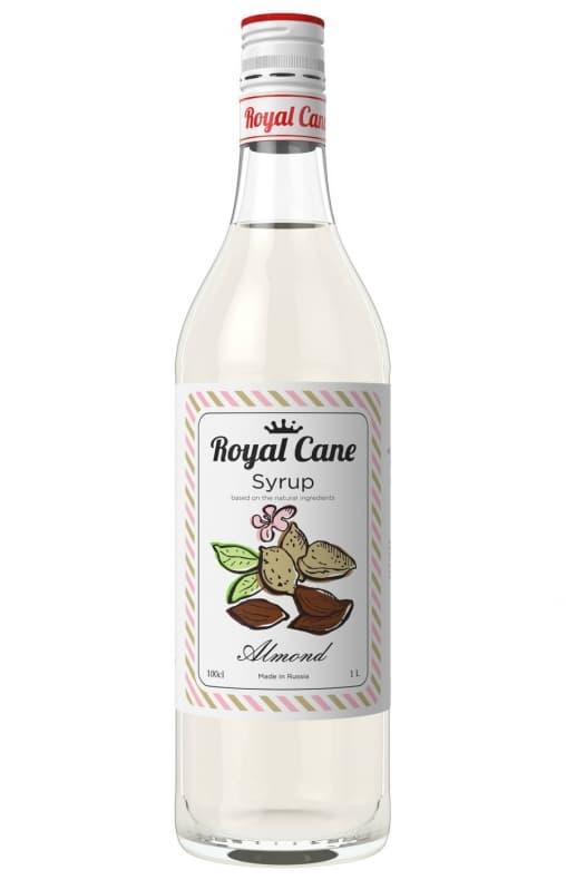 Сироп Royal Cane Almond Миндаль 1000 мл ПЭТ