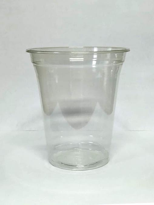 Стакан прозрачный Шейкер d=95 300мл ПЭТ