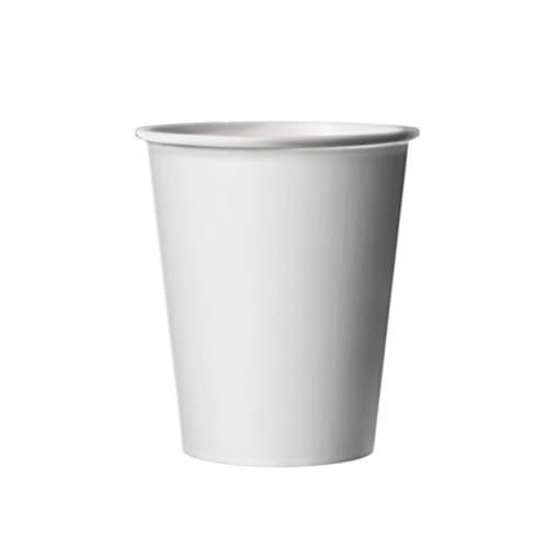 Бумажный стакан Белый d=70 165мл