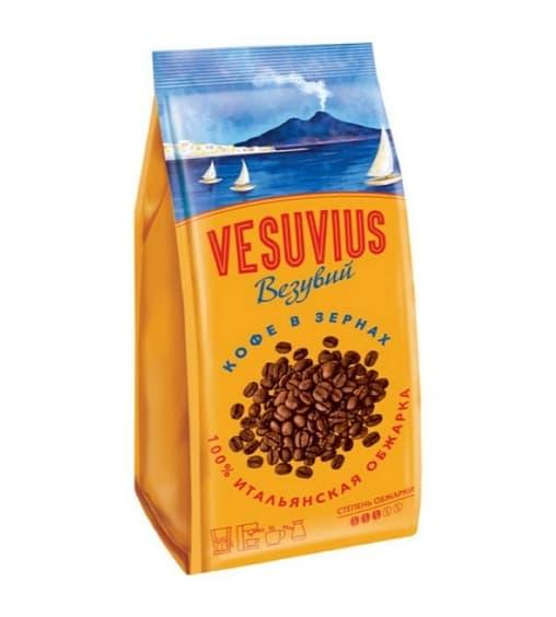Кофе в зернах Vesuvius 200 г