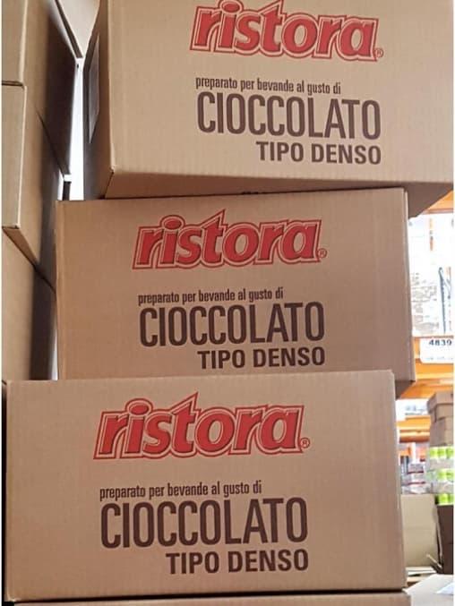 Шоколад Ristora BAR растворимый 1000гр