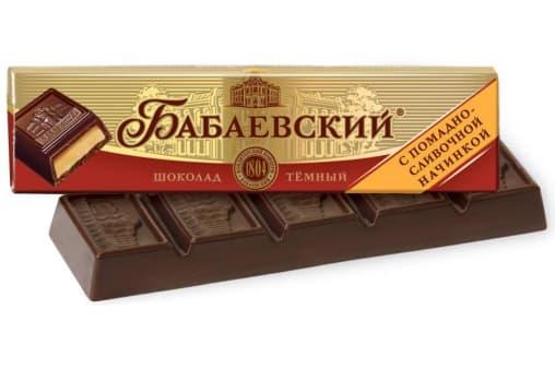 Батончик Бабаевский с помадно-сливочной начинкой 50 г