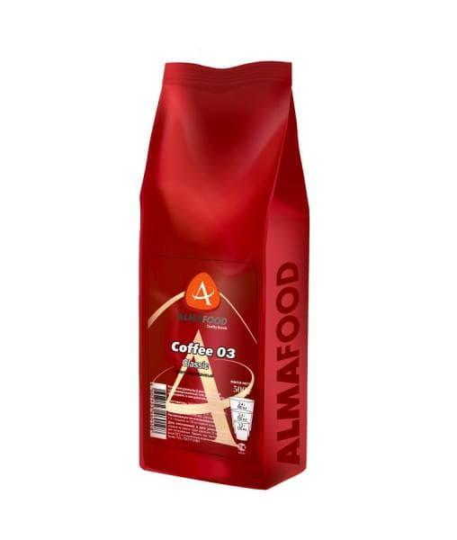 Кофе растворимый Almafood Classic гранулированный 500г