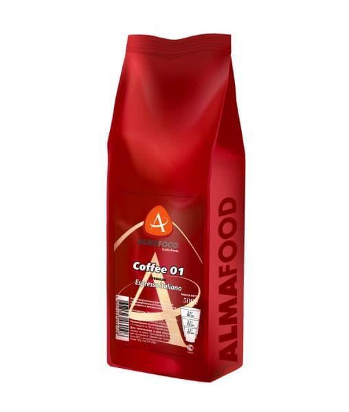 Кофе растворимый Almafood 01 Premium Espresso Italiano 500г