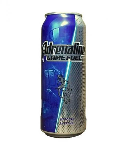 Адреналин напиток Adrenaline Game Fuel500 мл