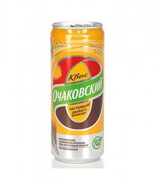 Квас Очаковский 500мл ж/б