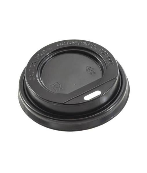 Крышка для стакана (100 шт) Черная d=72