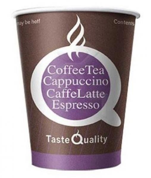 Бумажный стакан Taste Quality d=90 300мл
