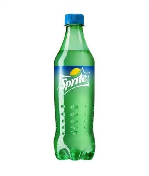 Газированный напиток Sprite 500мл ПЭТ