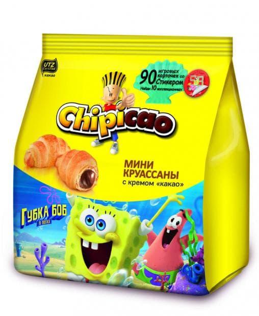 Круассаны мини Chipicao Чипикао 50г