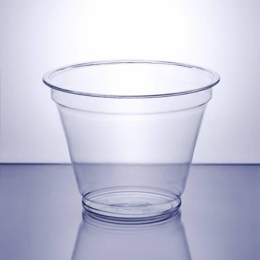 Стакан-шейкер прозрачный для холодных продуктов d=95 200мл ПЭТ