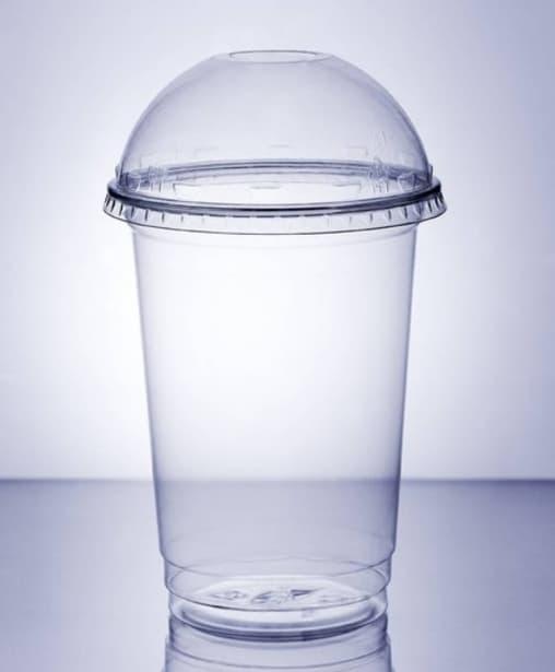 Стакан прозрачный d=95 400мл ПЭТ