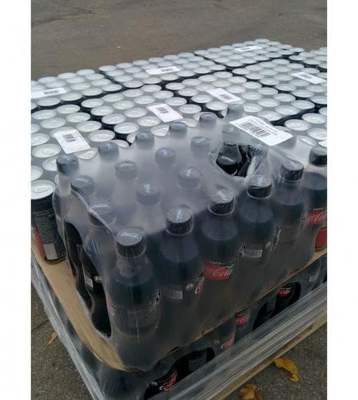 Кока Кола Coca-Cola ZERO 500 мл ПЭТ
