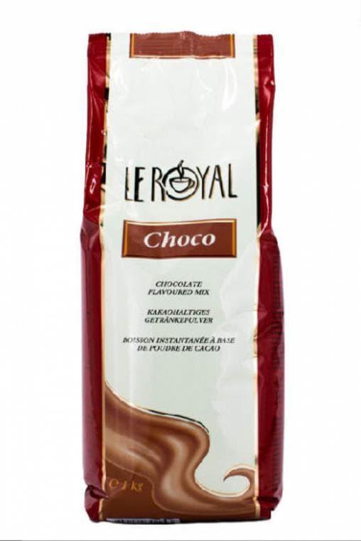 Какао Eurogran Le Royal Choco красный 15.5% 1000 г