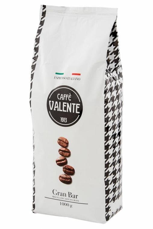 Кофе в зернах Valente Gran Bar 1000 г (1кг)
