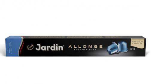 Кофе капсулы JARDIN Allonge Nespresso 5г х10