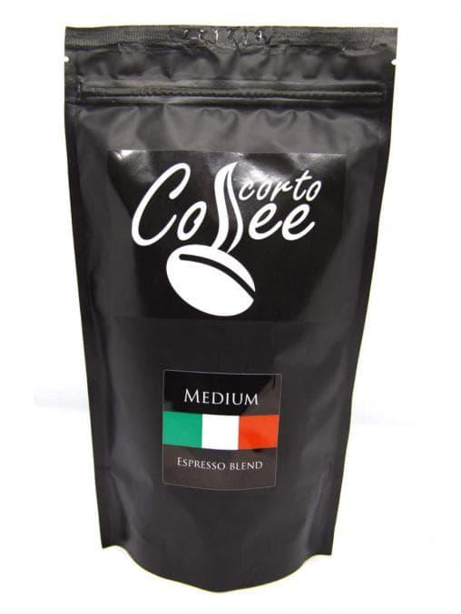 Кофе капсулы Corto Coffee Espresso Medium (Nespresso)