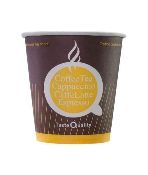 Бумажный стакан Taste Quality (100 шт) ∅73 160мл