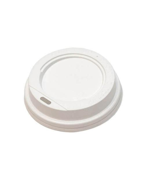 Крышка для стакана (100 шт) Белая d=78