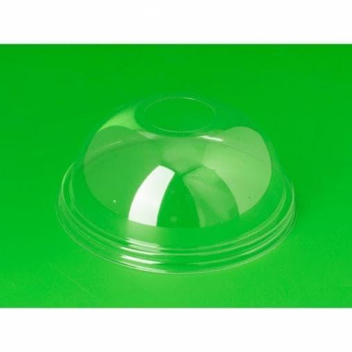 Крышка купольная с отверстием d=95мм (100 шт)