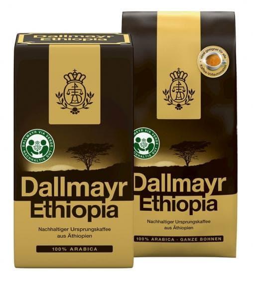 Кофе молотый Dallmayr Ethiopia 500 гр (0,5 кг)
