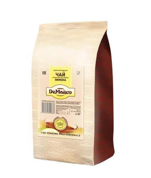 Чай Лимонный DeMarco Демарко 1000 гр (1 кг)