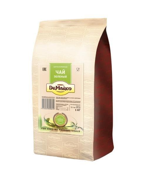 Чай Зеленый DeMarco Демарко 1000 гр (1 кг)