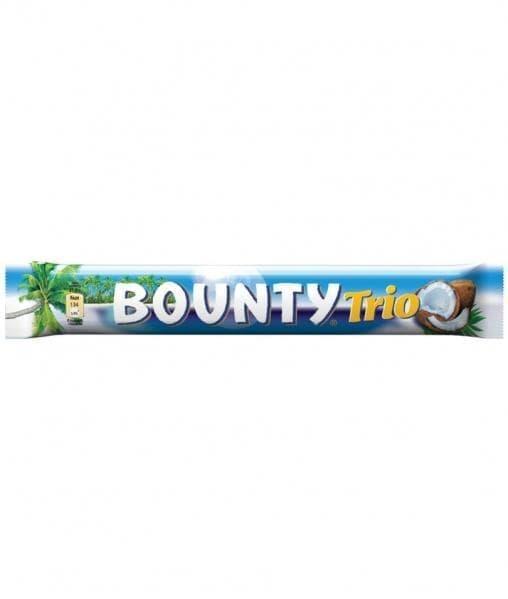 Батончик шоколадный Баунти Трио Bounty Trio 82,5г
