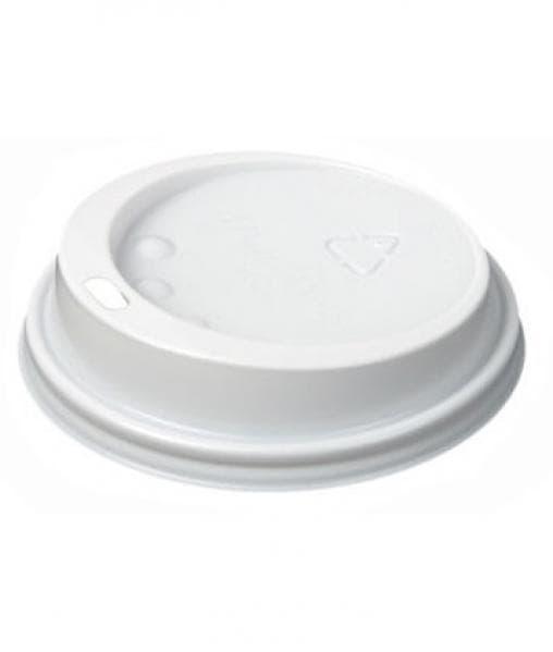 Крышка для стакана (100 шт) Белая d=72