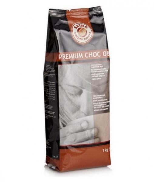 Шоколад Satro Premium Choc 08 для вендинга 1000 гр