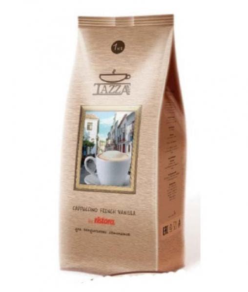 Капучино TazzaMia French Vanilla 1000 гр (1 кг)