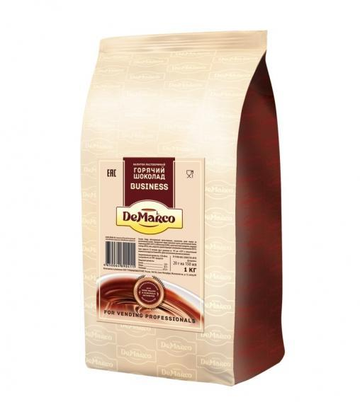 Горячий шоколад DeMarco Business 1000 гр