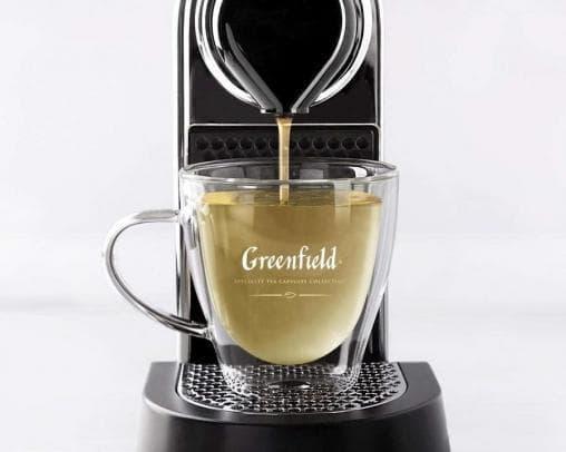 Чай капсулы Greenfield Garnet Oolong 2,5г х10