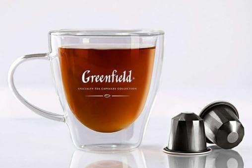 Чай черн. капсулы Greenfield Black Wonder 2,5г х10