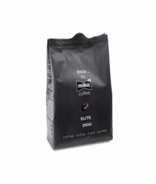 Кофе молотый MIKO Elite 200г