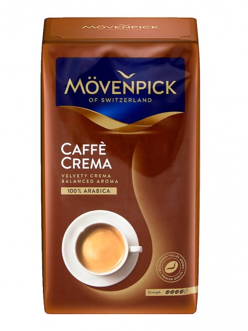 Кофе молотый Movenpick Caffe Crema 500 г