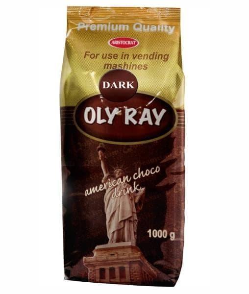 Горячий шоколад OLY RAY Dark 1000 гр