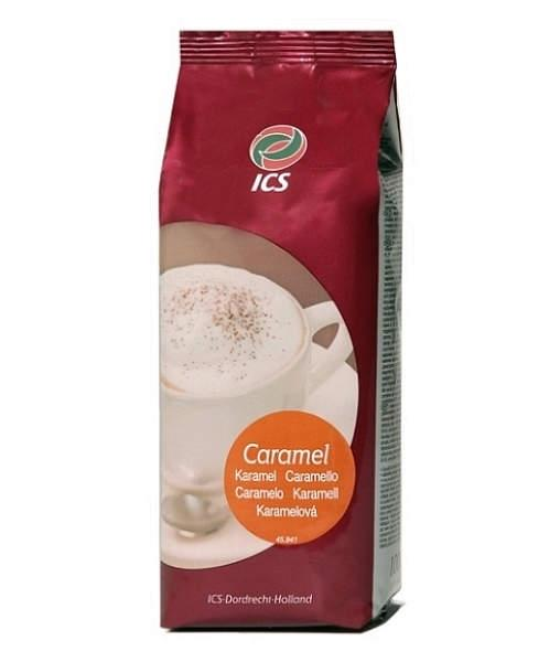Капучино Карамель ICS Cappuccino Caramel 1000 гр (1 кг) '0822'
