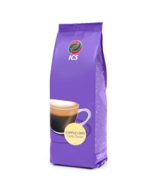 Капучино Ванильный ICS Cappuccino Vanilla 1000 гр (1 кг) '0820'