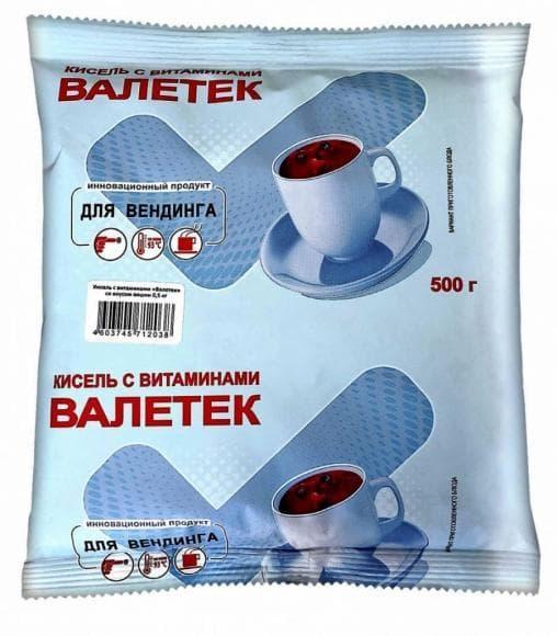 Кисель Вкусновит Яблоко-Корица 500гр