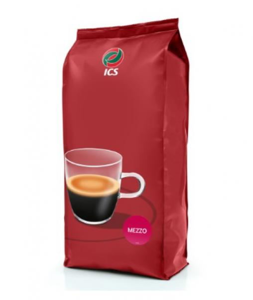 Кофе в зернах ICS Mezzo 95% 1000 гр (1кг) '0910'