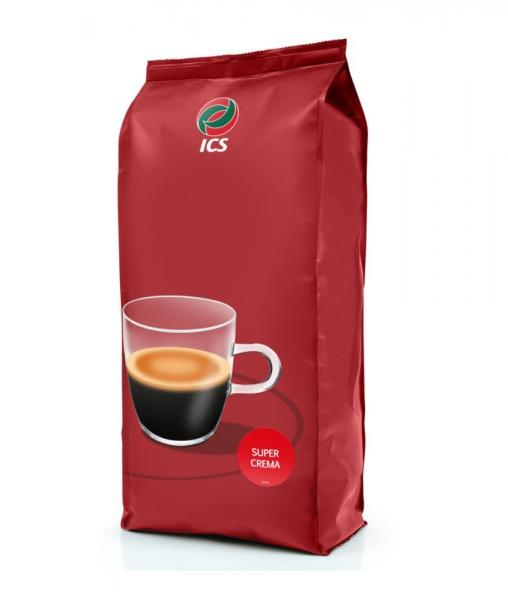 Кофе в зернах ICS Super Crema 80% 1000 гр (1кг) '8700'