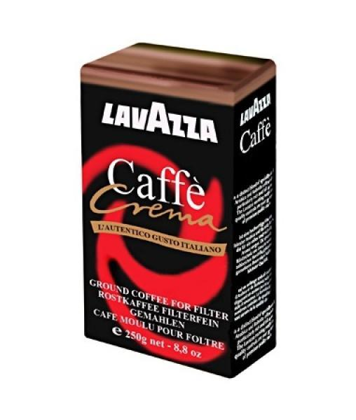 Кофе молотый Lavazza Caffe Crema 250 г