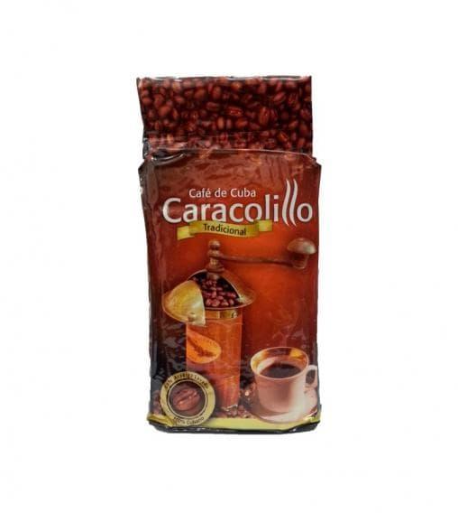 Кофе молотый Caracolillo традиционный 230 грамм