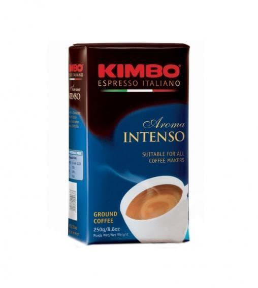 Кофе молотый KIMBO Aroma Intenso 250 гр (0,25кг)