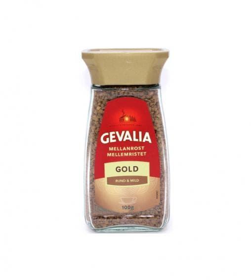Кофе растворимый Gevalia Gold 100 г (0,1 кг)