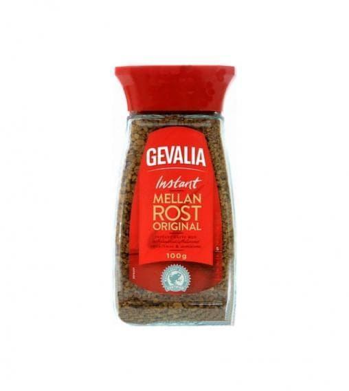 Кофе растворимый Gevalia Mellan ROST Original 100 г (0,1 кг)