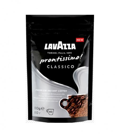 Кофе растворимый Lavazza Classico 80 г (0,08 кг)