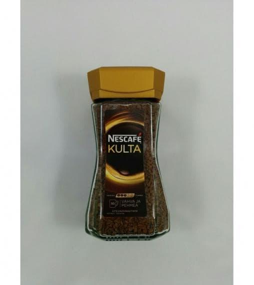 Кофе растворимый Nescafe KULTA 100 гр